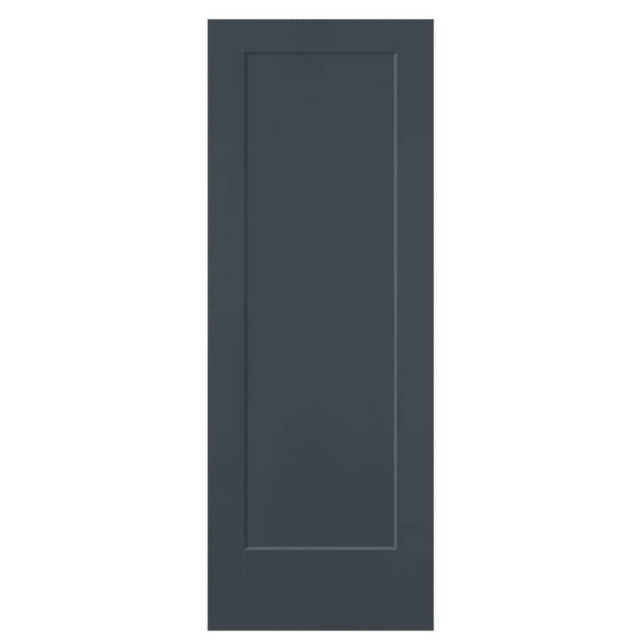 Masonite Lincoln Park Slate Hollow Core Molded Composite Slab Interior Door (Common: 30-in x 80-in; Actual: 30-in x 80-in)