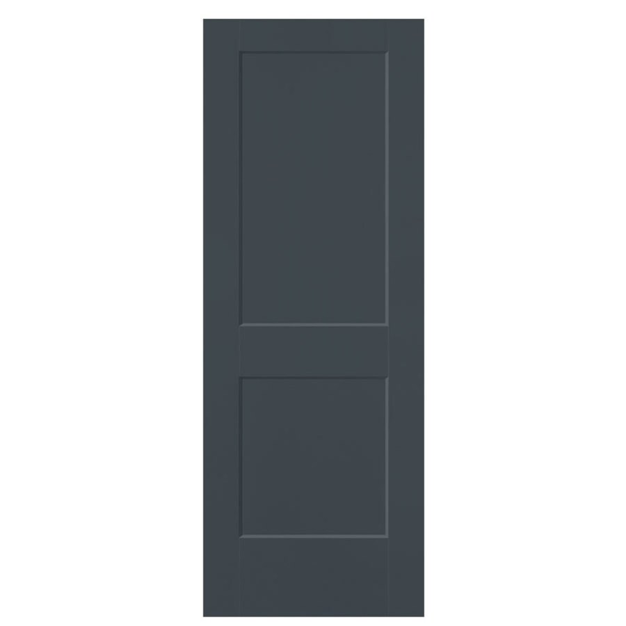 Masonite Heritage Slate Hollow Core Molded Composite Slab Interior Door (Common: 36-in X 80-in; Actual: 36-in x 80-in)