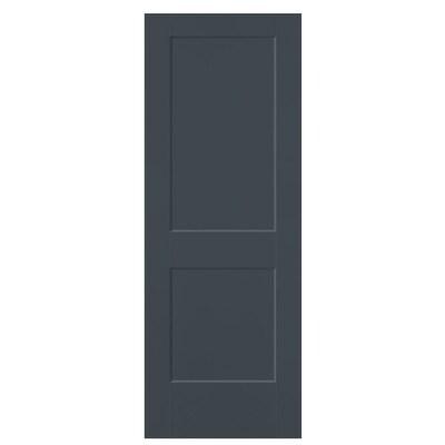 Masonite Slab Doors Slate 2 Panel Square Hollow Core Molded