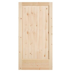 1 Panel Plank Interior Doors At Lowes