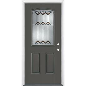 Gray Entry Doors At Lowes Com