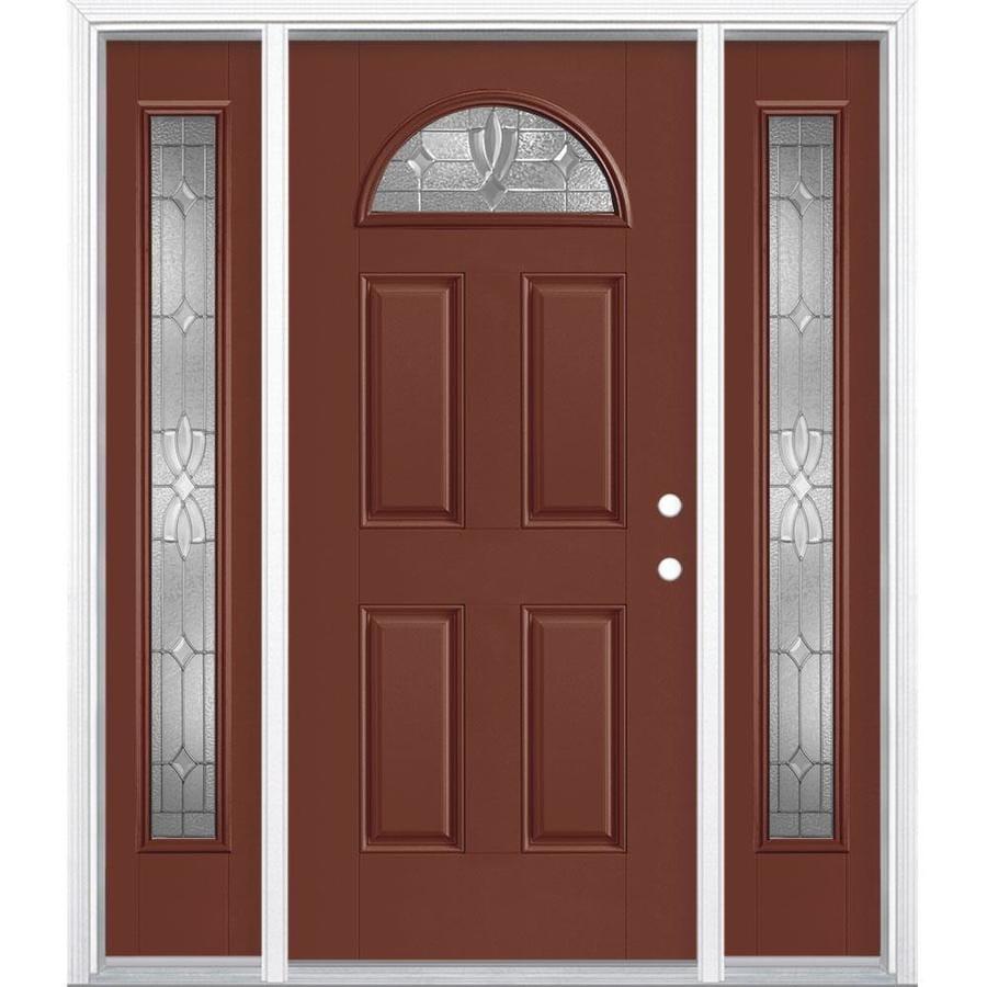 Louvered Bifold Doors : Shop reliabilt quot white prepainted louvered bifold door