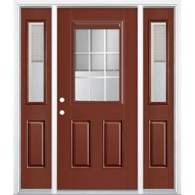 Red Entry Doors At Lowes Com