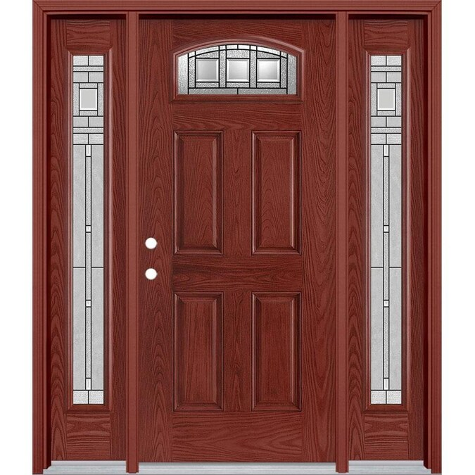 Fiberglass Lowes Exterior Doors – Moreover, they hold several advantages in terms of endurance, durability, maintenance, customization, and appearance.