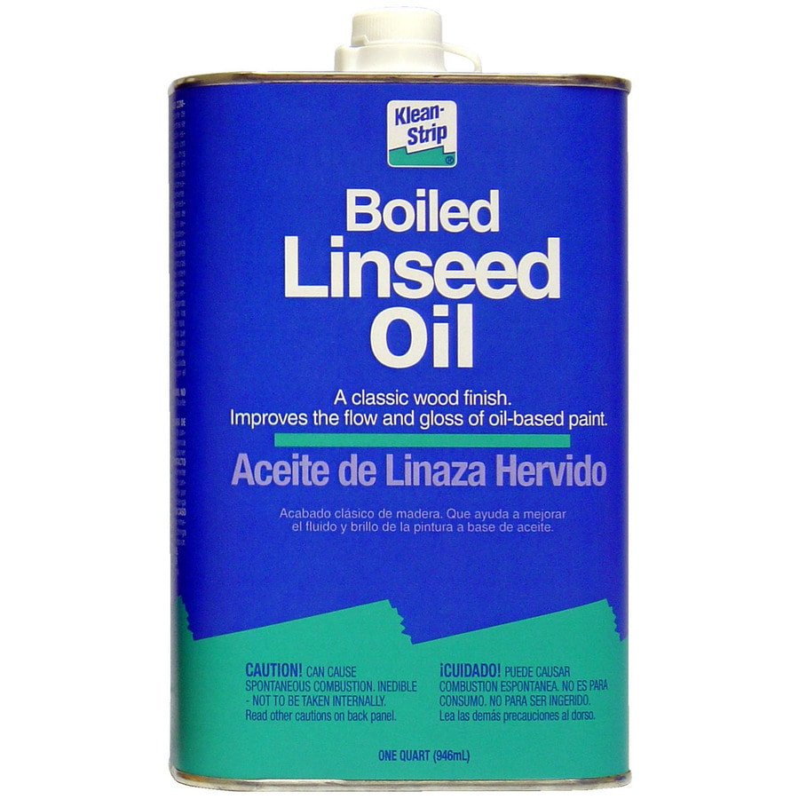Klean StripFl Oz Boiled Linseed Oil