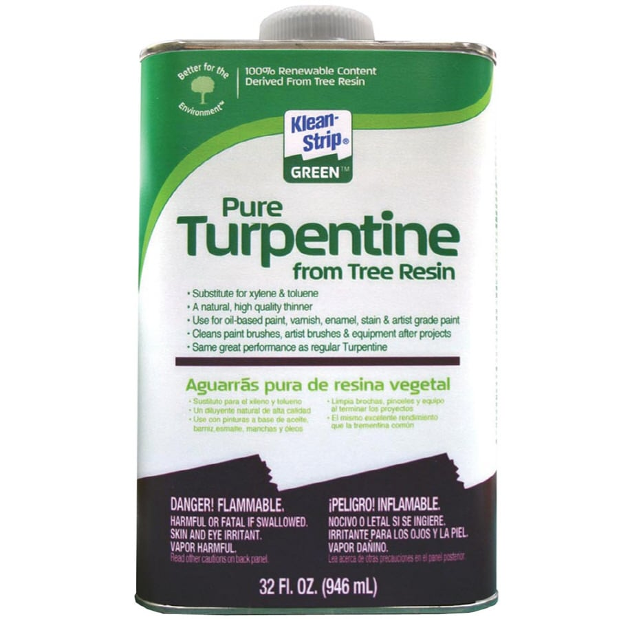 Klean-Strip Quart Turpentine
