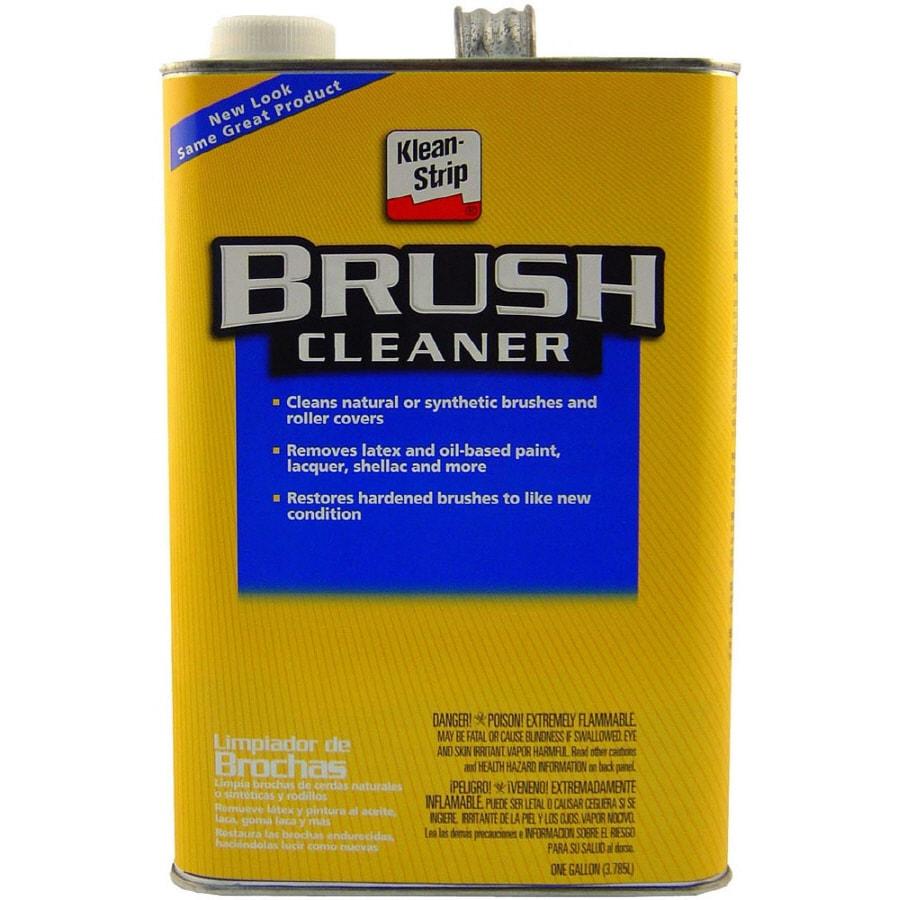Klean-Strip Gallon Brush Cleaner