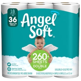 Angel Soft 18-Pack Toilet Paper