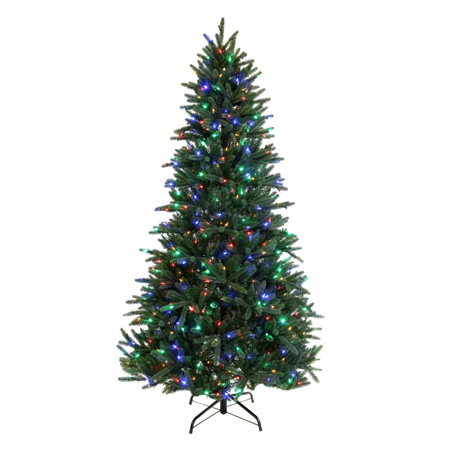 holiday living artificial christmas trees