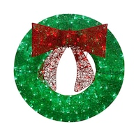 Artificial Christmas Wreaths.Artificial Christmas Wreaths At Lowesforpros Com