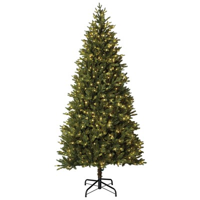 Christmas Tree Shop Hours.No Cinematic Universe 7 5 Ft 3977 Count Pre Lit Montana Spruce Slim Rightside Up Artificial Christmas Tree Constant 800 Single Plug White Warm White