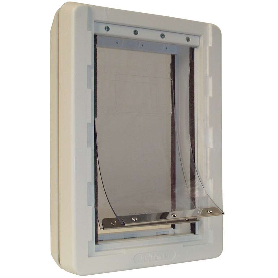 craftmine window for front way insert to fitted co panelled lowes flap door doorcat wooden cat diy