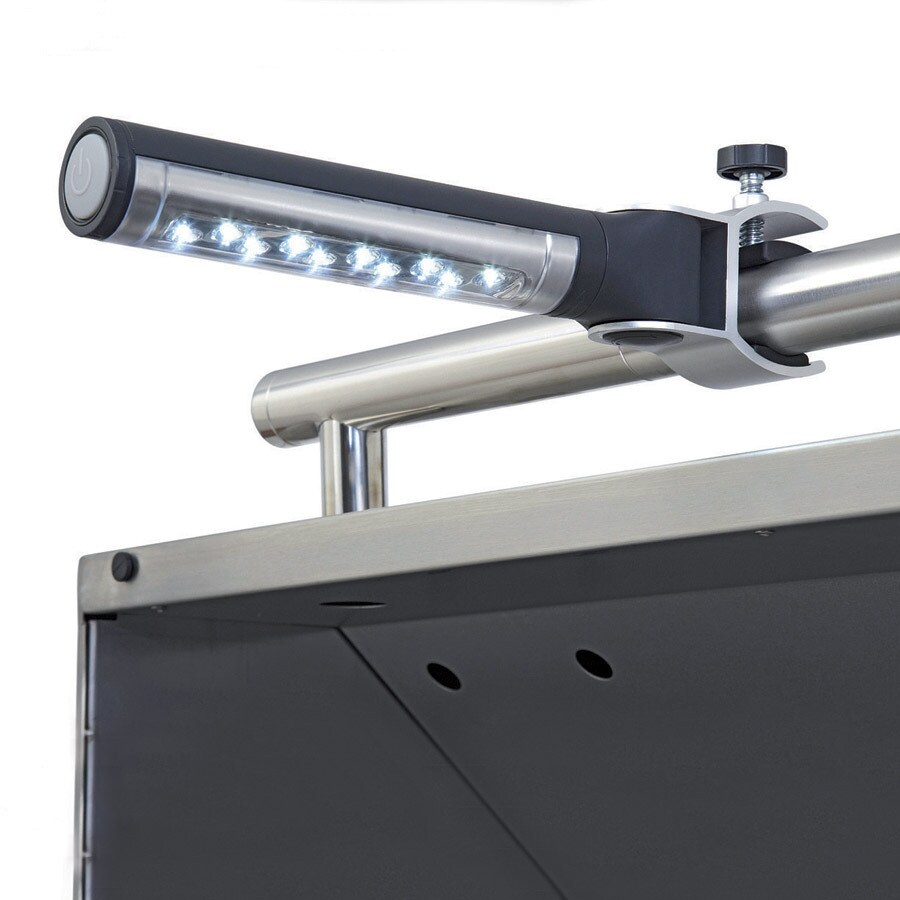 Master Forge LED Clamp Grill Light