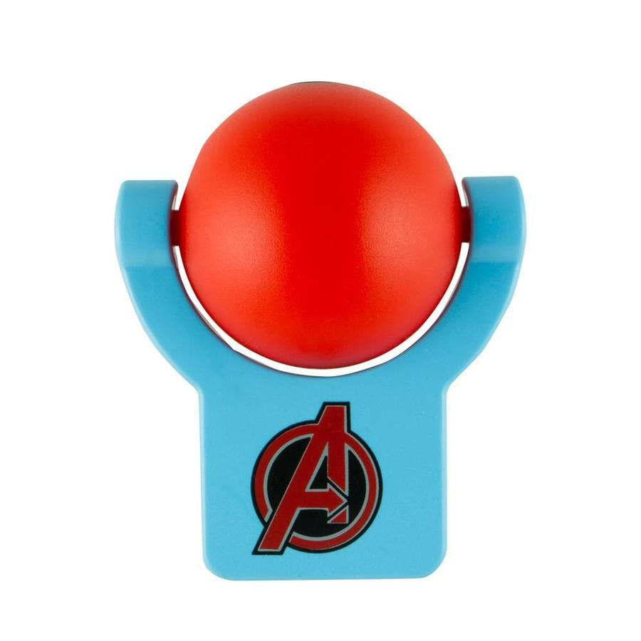 shop marvel red blue led night light with auto on off at. Black Bedroom Furniture Sets. Home Design Ideas