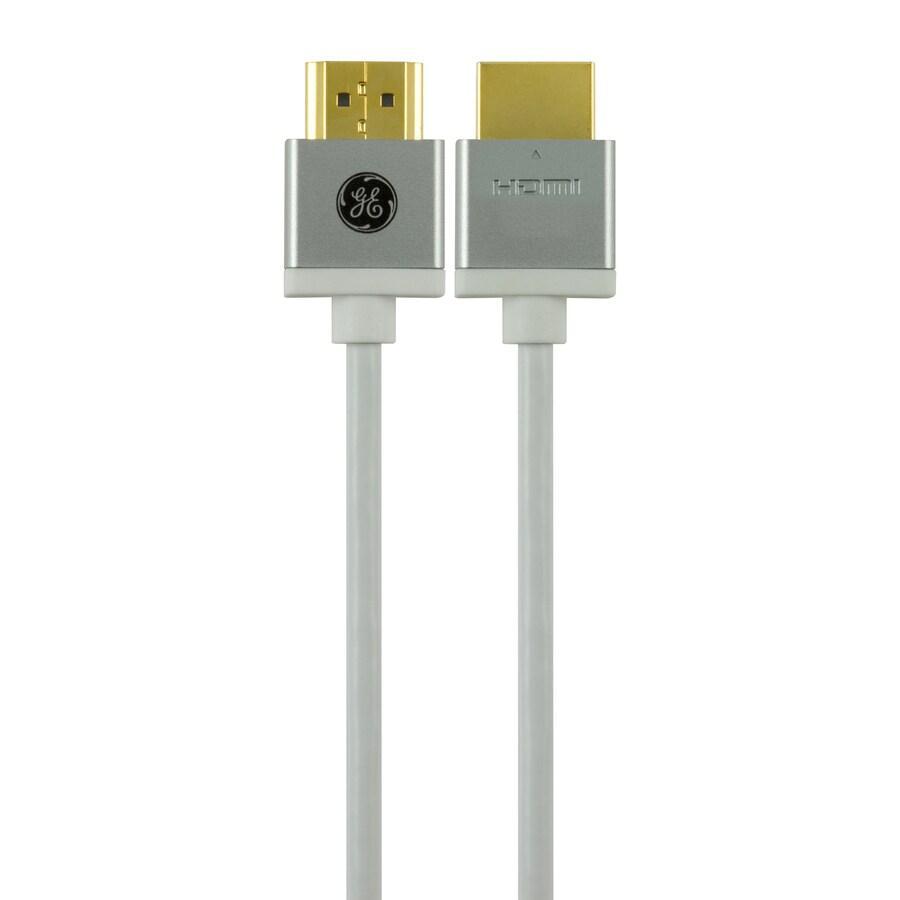 GE 8-ft Premium HDMI Cable