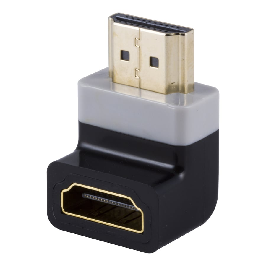GE 1-Pack Copper-clad steel Push-on HDMI