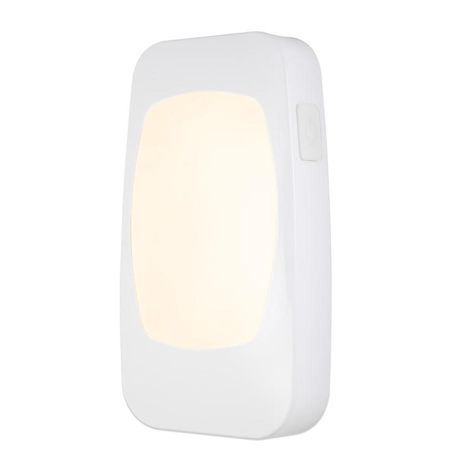 Energizer White LED Night Light with Auto On/Off