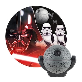 Disney Star Wars Death Star LED Night Light Auto On/Off