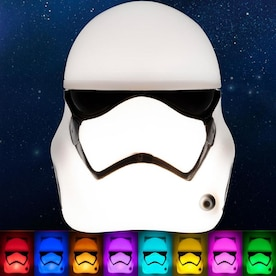Disney Star Wars Stormtrooper LED Night Light Auto On/Off