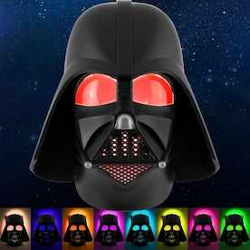 Disney Star Wars Darth Vader LED Night Light Auto On/Off