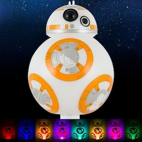 Disney Star Wars Bb-8 LED Night Light Auto On/Off