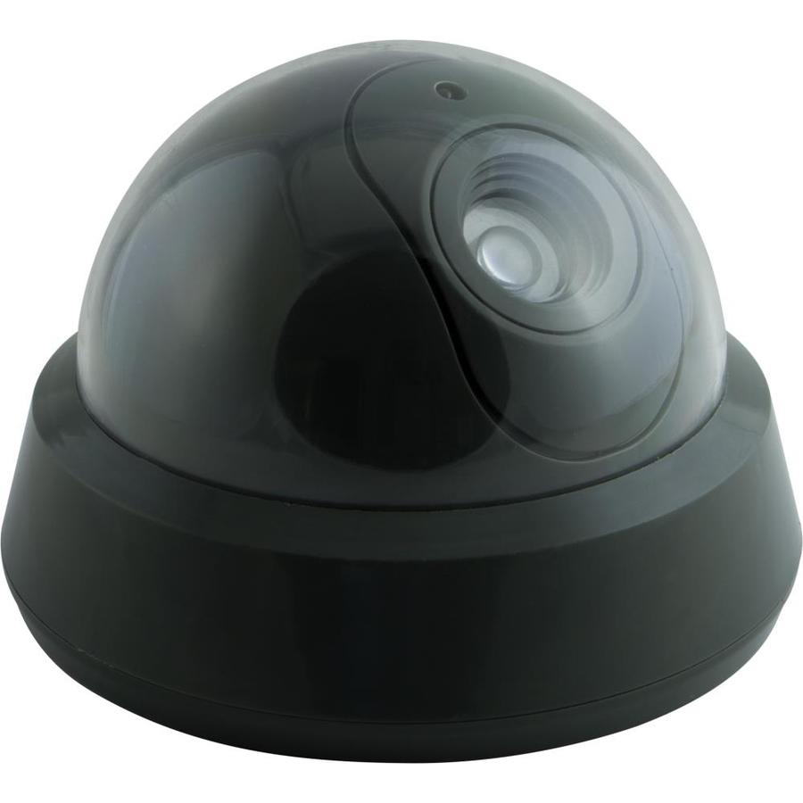 Shop ge aa interior exterior simulated security camera at for Interior home security cameras