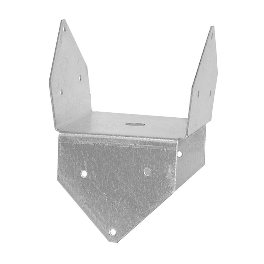 USP Steel G90 Post Cap (Common: 4-in; Actual: 3.562-in)