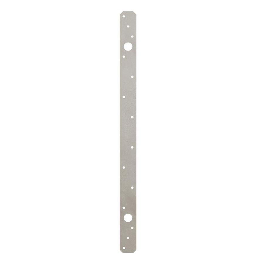 USP 1-1/4-in x 18-in Triple Zinc Medium-Capacity Strap Tie