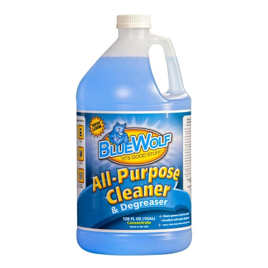 blue wolf 128 oz all purpose cleaner at. Black Bedroom Furniture Sets. Home Design Ideas