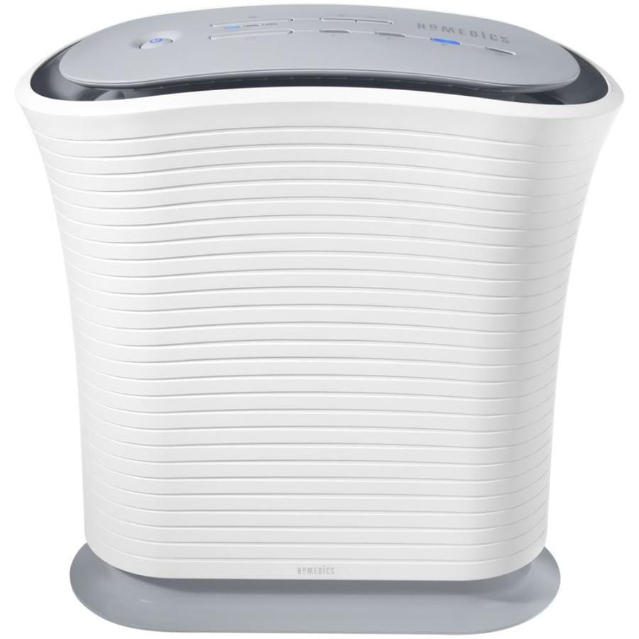 Varisized Hepa Air Filter : Shop homedics speed sq ft true hepa air purifier