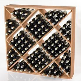 Wine Enthusiast Professional 120-Bottle Natural Wine Chiller  sc 1 st  Loweu0027s & Shop Wine Storage at Lowes.com