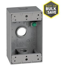 Surface Mount Electrical Boxes At Lowes Com