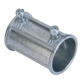 Pack of 50 3//4 Galvanized Coupling