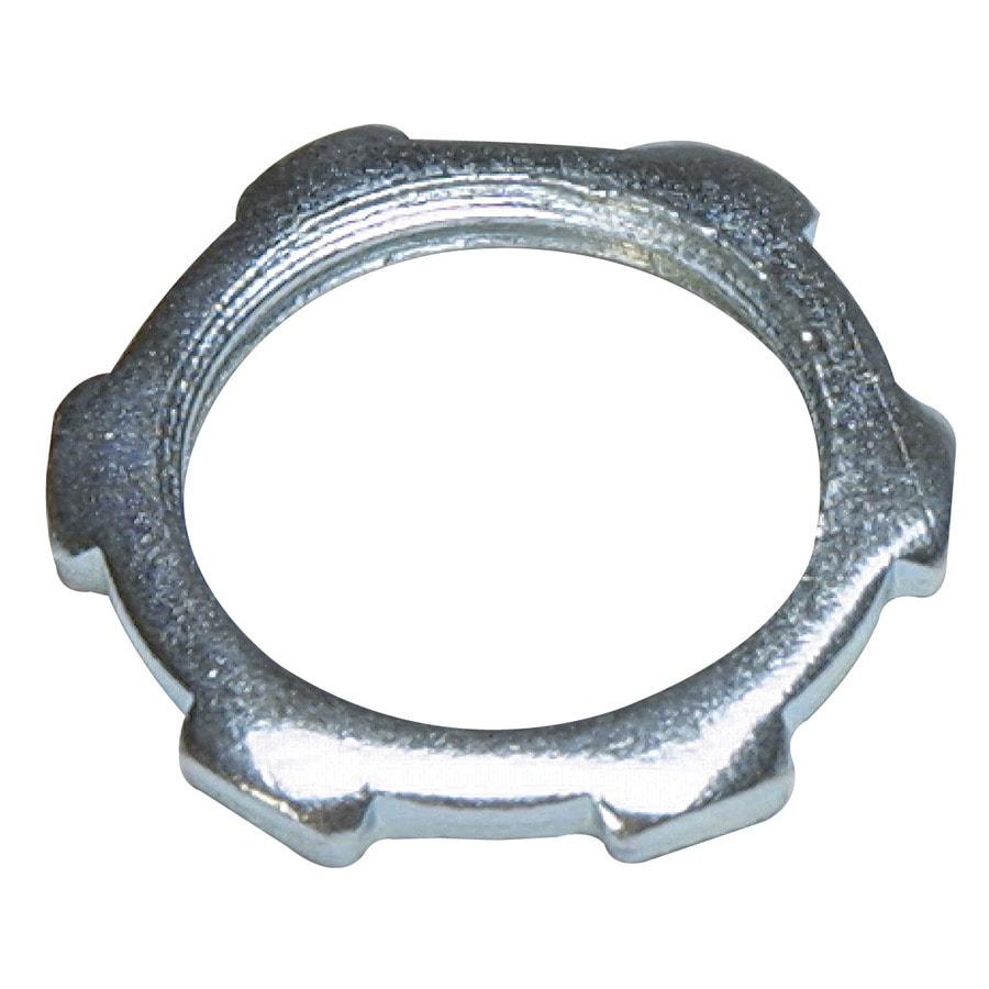Gampak 2-Pack 1-1/4-in Rigid Lock Nut