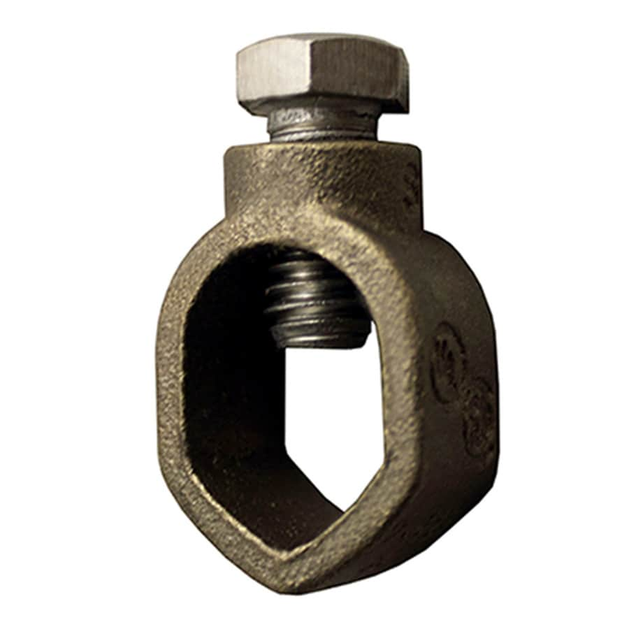 Gampak 1/2-in Grounding Clamp