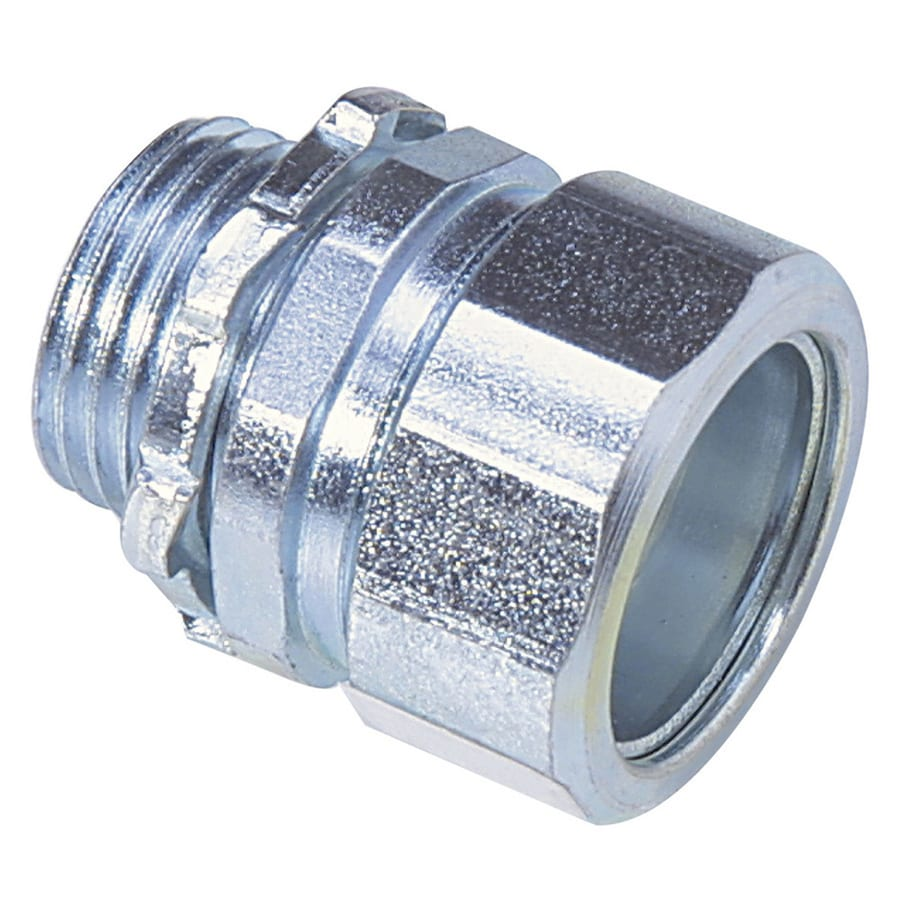 Gampak 1-1/4-in Rigid Connector