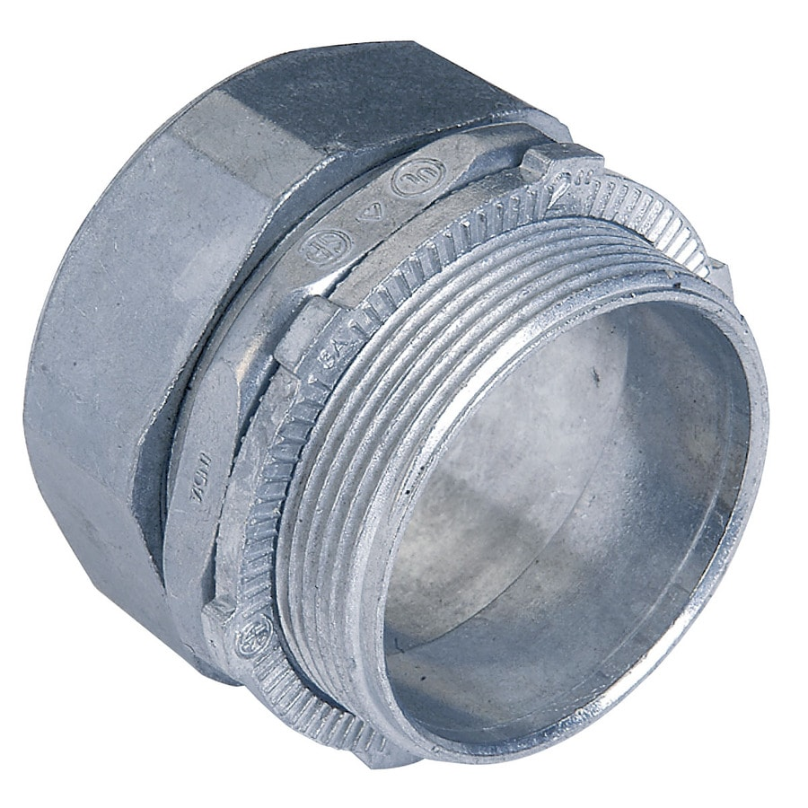 Gampak 1-1/4-in EMT Connector