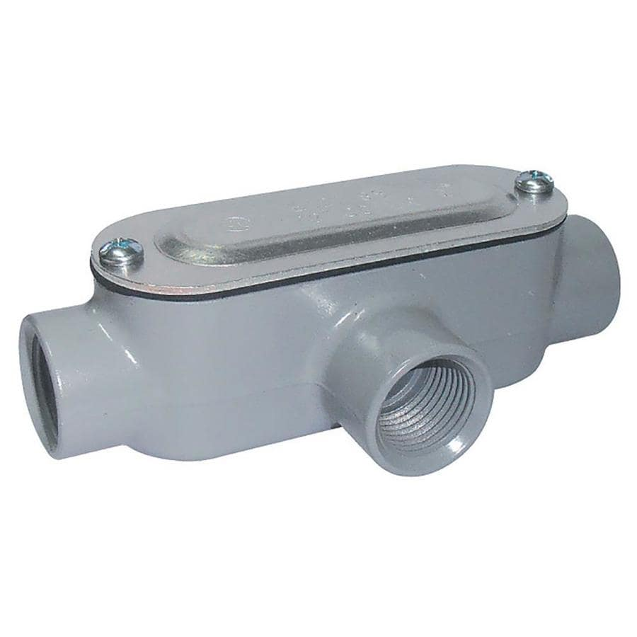 Gampak 3/4-in Rigid Conduit Body