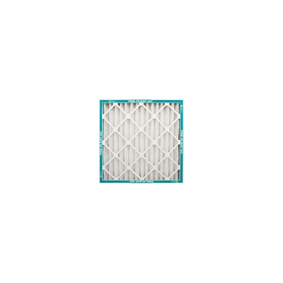 Flanders 20-in x 25-in x 2-in Pleated Air Filter