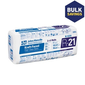 2 X 6 Wall Insulation At Lowes Com