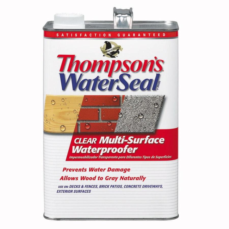 Thompson's WaterSeal Waterproofer (Actual Net Contents: 128-fl oz)