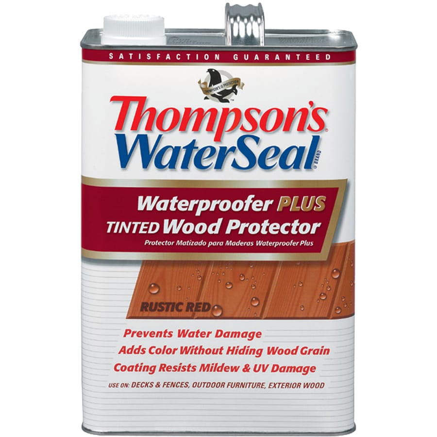 Thompson's WaterSeal Waterproofer (Actual Net Contents: 128-fl oz)