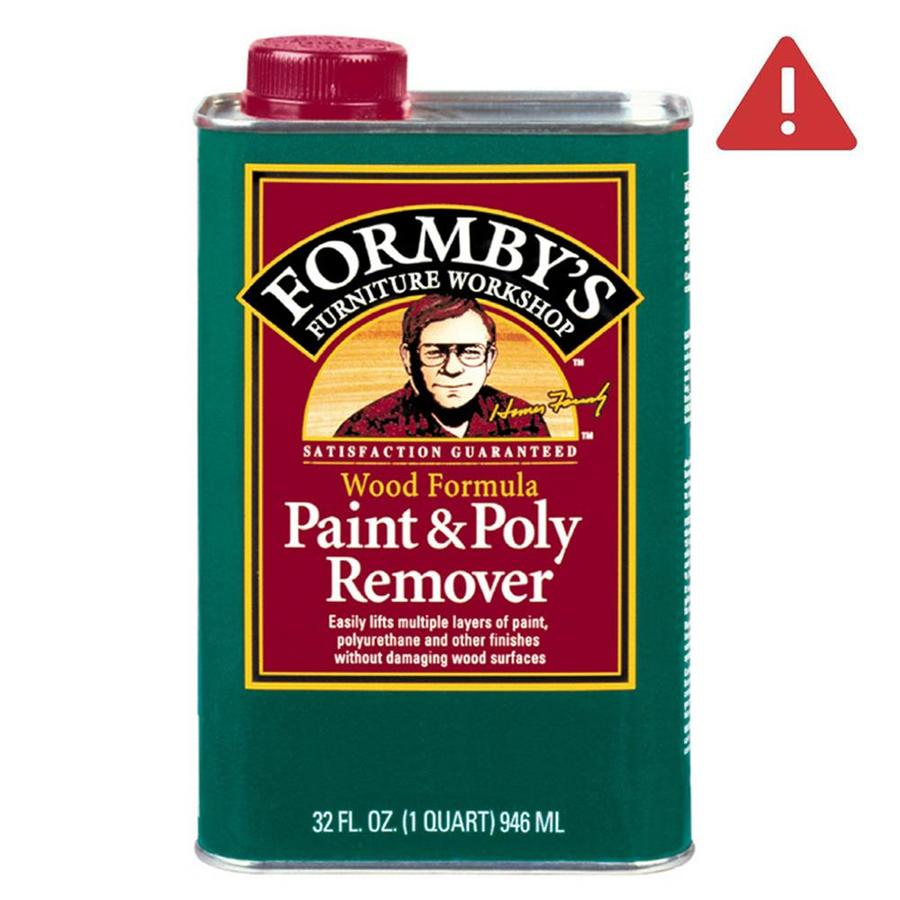 Formby's Liquid Wood Paint Remover
