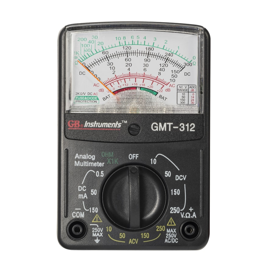 Gardner Bender Analog Multimeter