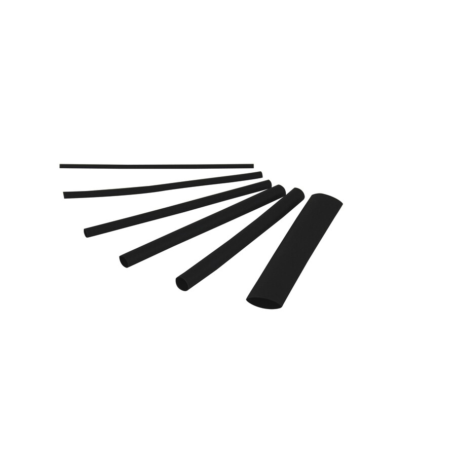 Gardner Bender 8-Count 6.4mm 4-in Heat Shrink Tubing