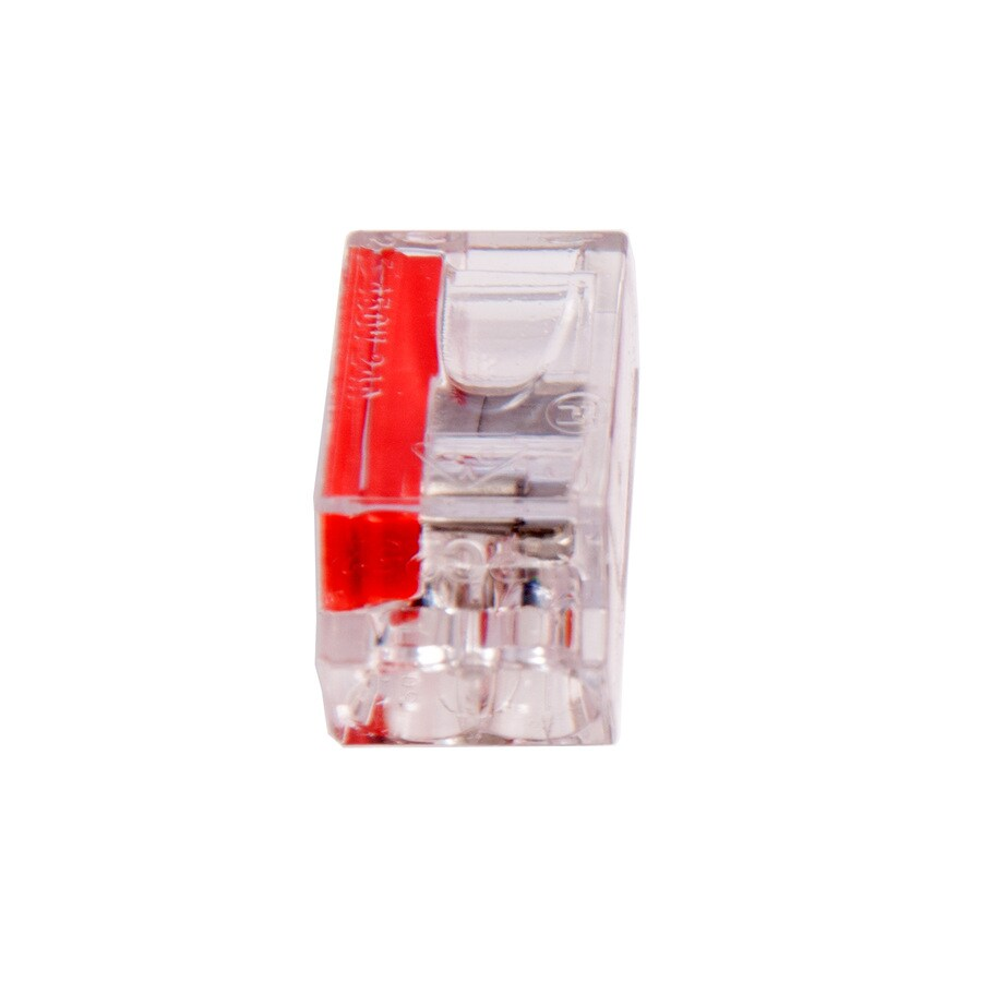 Utilitech 10-Pack Plastic Standard Wire Connectors