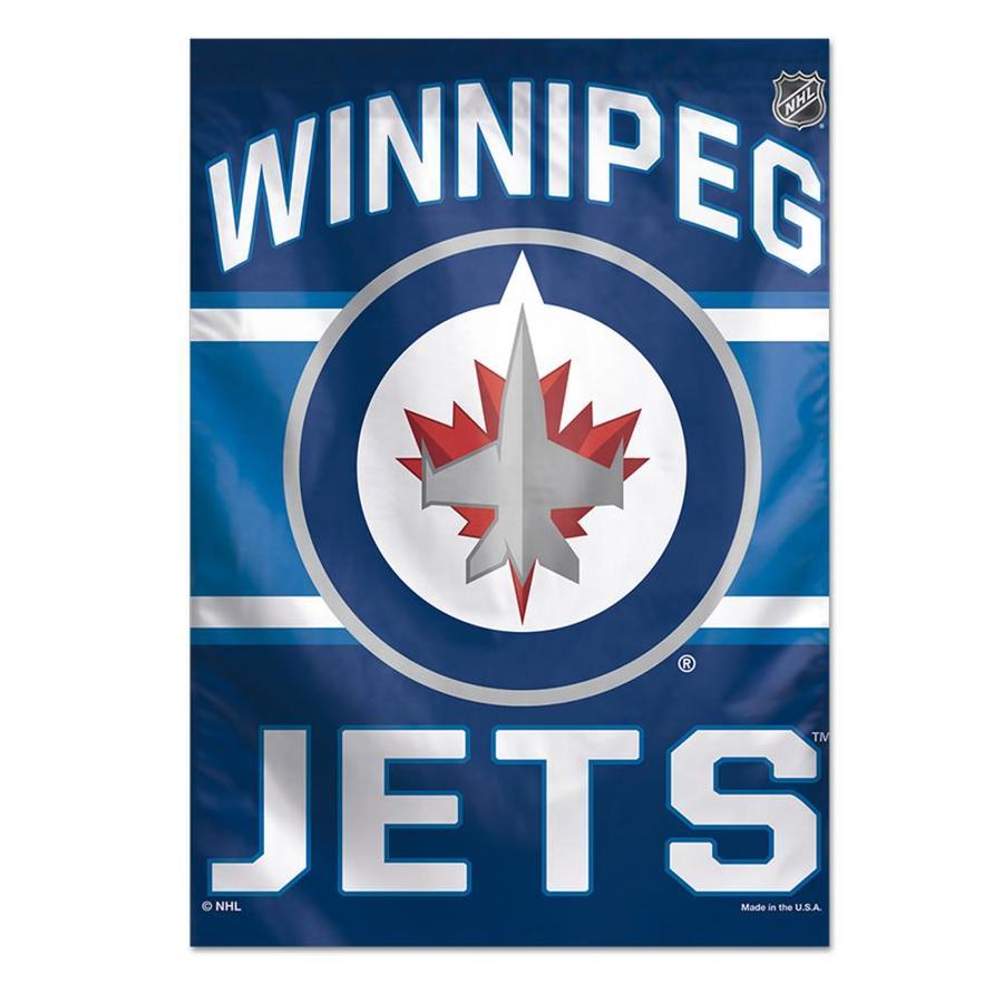 WinCraft Sports 2.33-ft W x 3.33-ft H Winnipeg Jets Flag