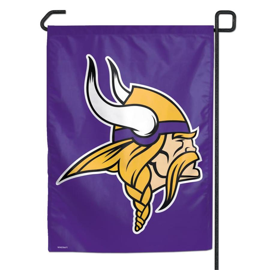 WinCraft Sports Garden Flag Minnesota Vikings Flag