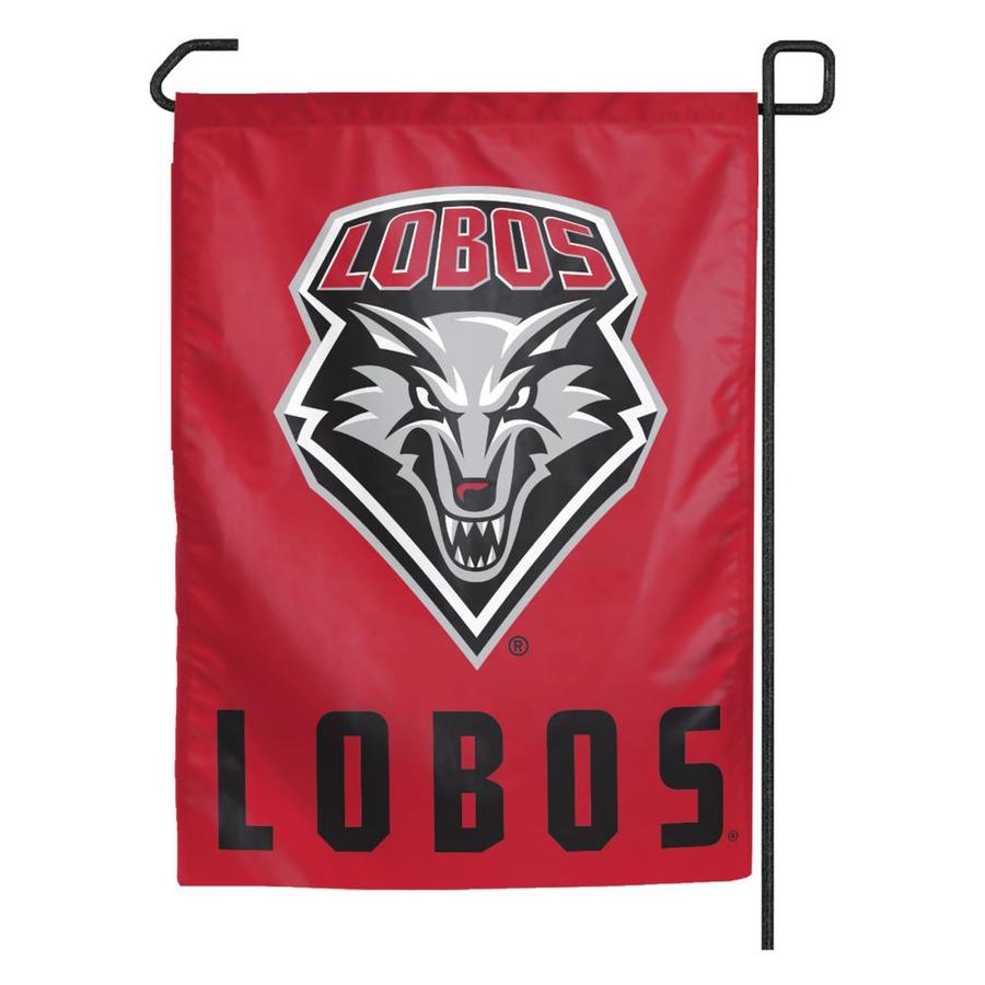 WinCraft Sports 1.25-ft W x 2.75-ft H University of New Mexico Flag