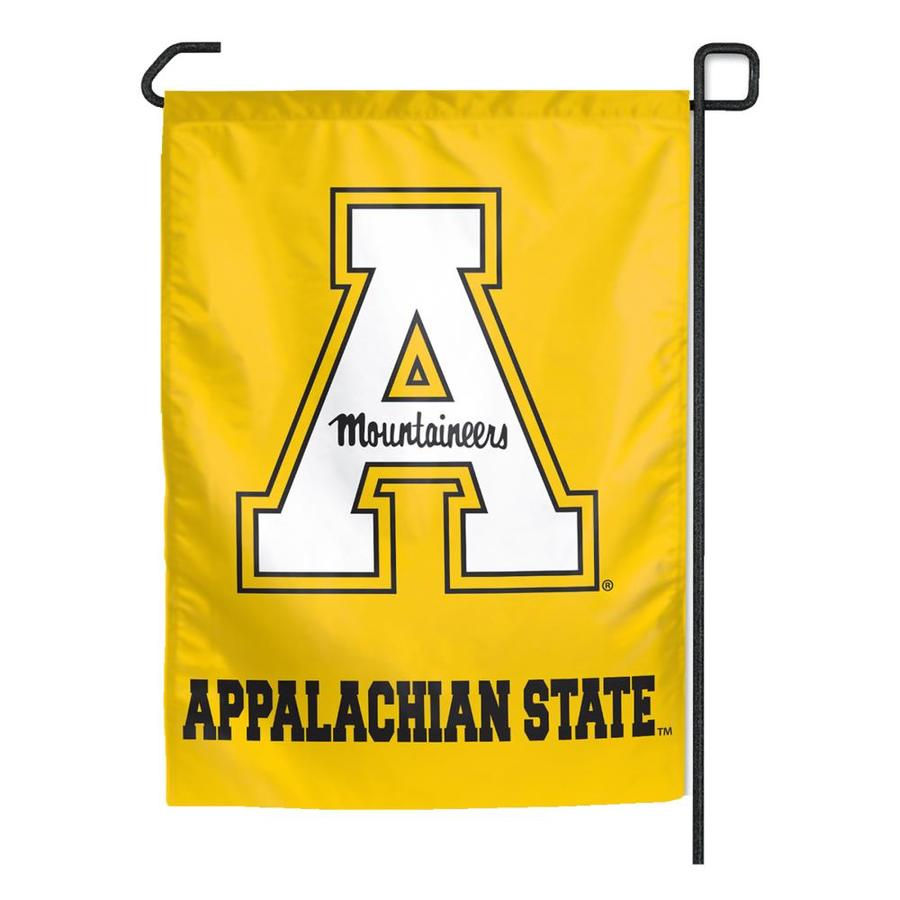 WinCraft Sports 1.25-ft W x 2.75-ft H Appalachian State University Flag